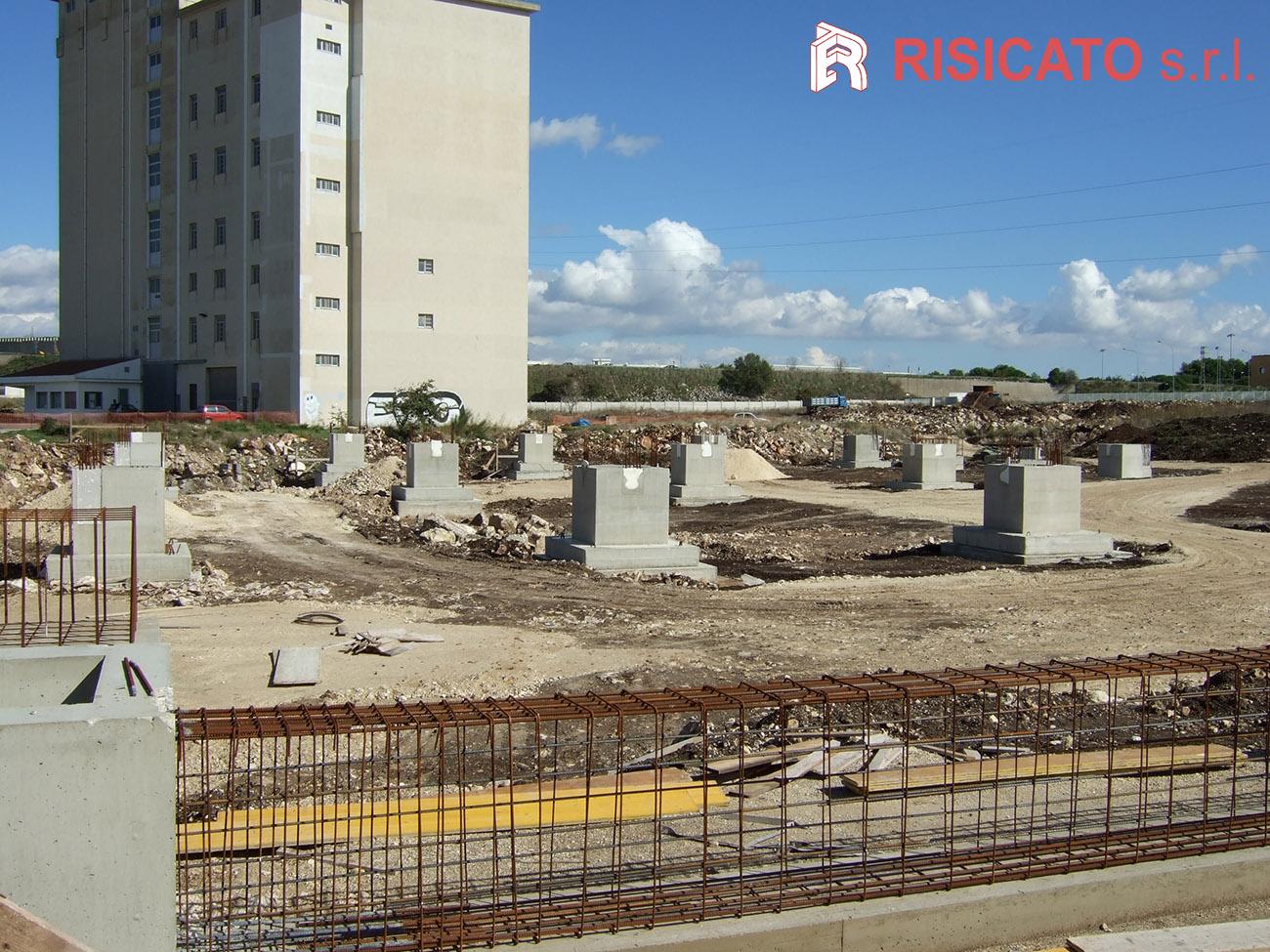Edilizia industriale - Impresa Edile Catania - Risicato s.r.l.Impresa Edile Catania – Risicato s ...