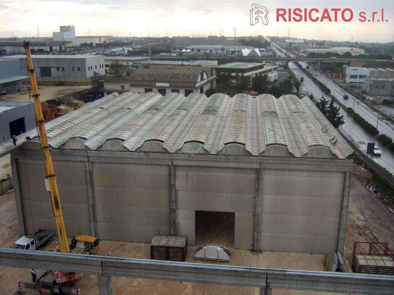 Stabilimento industriale Ragusa (edilizia Risicato 7)