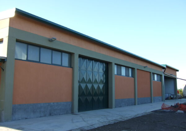 Costruzioni industriali